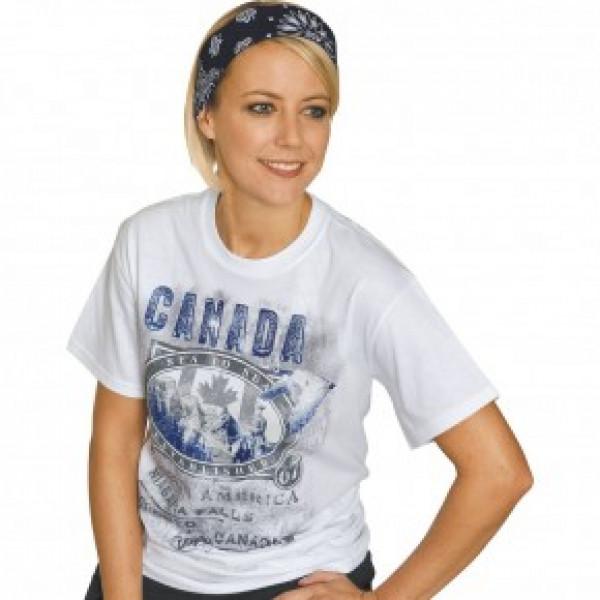 """Футболка""""Canada"""" купить в интернет магазине конной амуниции"""