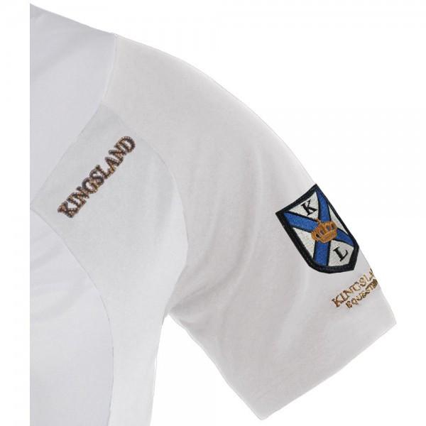 """Рубашка турнирная""""Celeste"""", Kingsland купить в интернет магазине конной амуниции"""